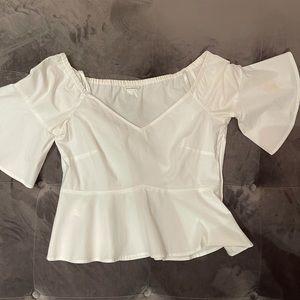Woman's cotton pendulum blouse